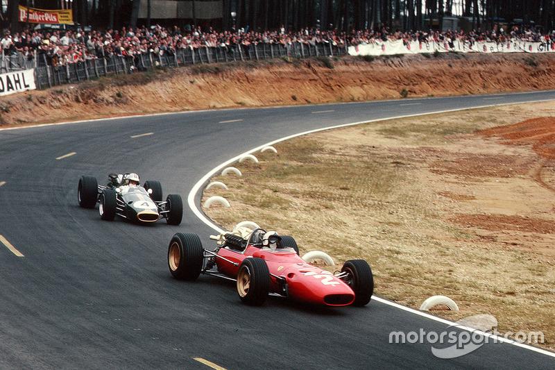 1967-1968: Chris Amon, Ferrari 312/67
