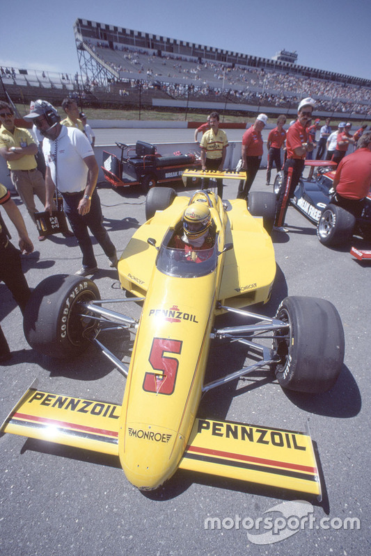 2. El March 85C Cosworth de CART