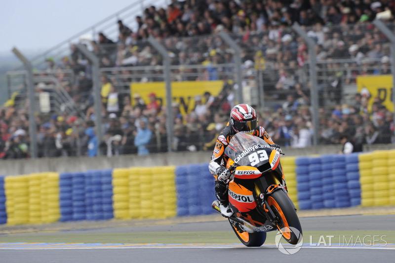 #11: Frankreich 2011 - Le Mans (Moto2)