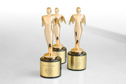 Three Telly Awards given to Robert Lyon, Senior Director, Video Production and Publishing