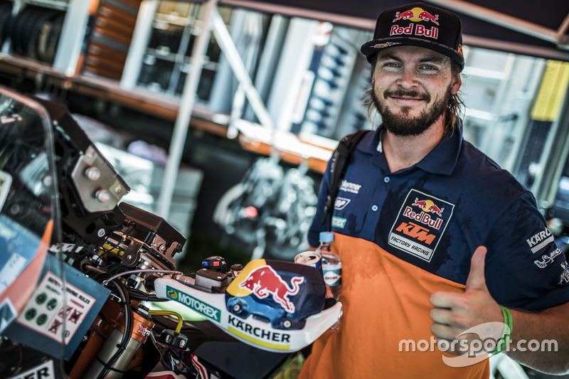 Toby Price, Red Bull KTM Factory Racing