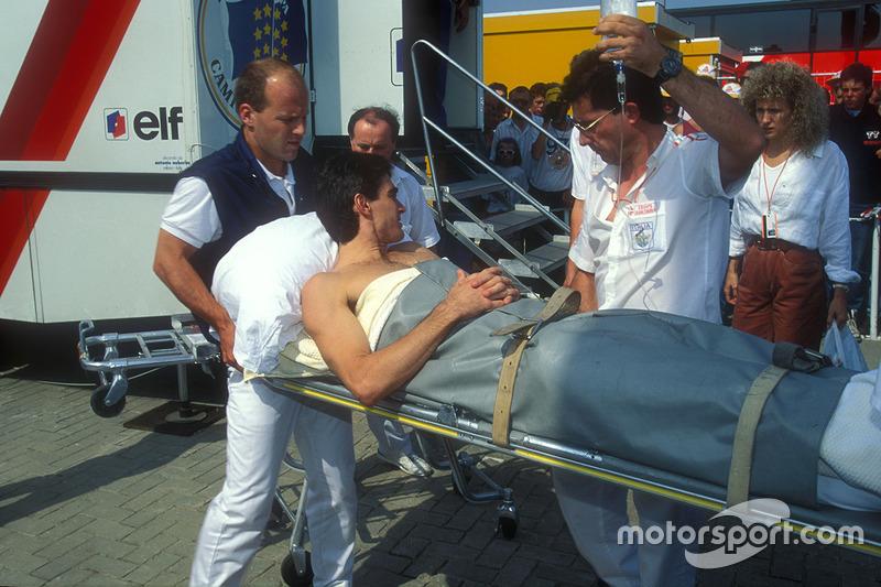 Mick Doohan, Honda después del choque