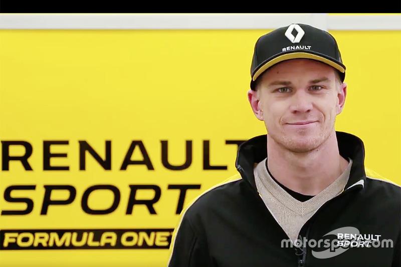 #27 Nico Hulkenberg, Renault Sport F1 Team (Contrato multianual desde 2017)