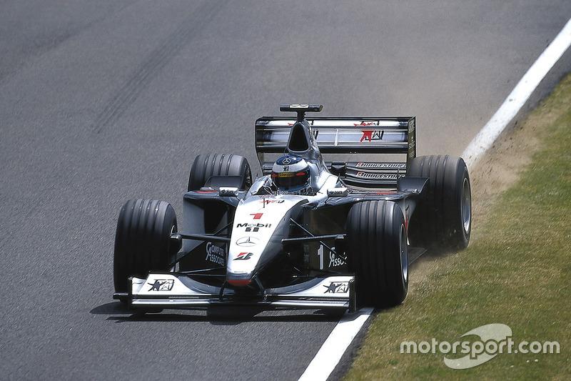 1999. McLaren MP4/14 Mercedes