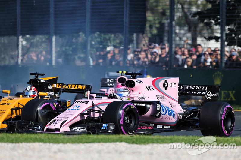 Sergio Perez, Sahara Force India F1, VJM10