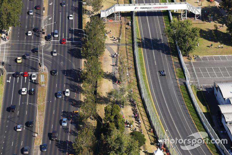 7. Lewis Hamilton, Mercedes AMG F1 W08