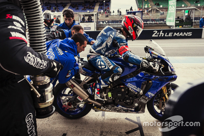 #94 Yamaha: Mike di Meglio