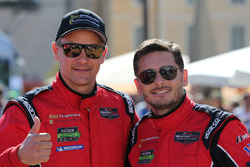 Toni Vilander, Giancarlo Fisichella, Risi Competizione