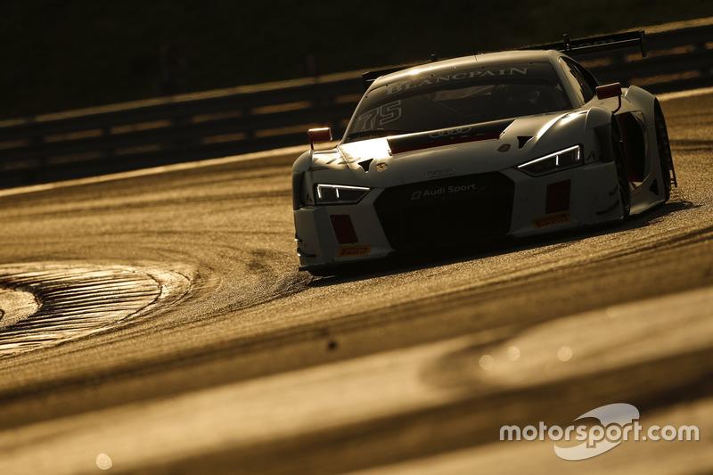 #75 ISR, Audi R8 LMS: Filip Salaquarda, Clemens Schmidt, Frank Stippler