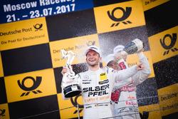 Podio: Ganador de la carrera Maro Engel, Mercedes-AMG Team HWA, Mercedes-AMG C63 DTM