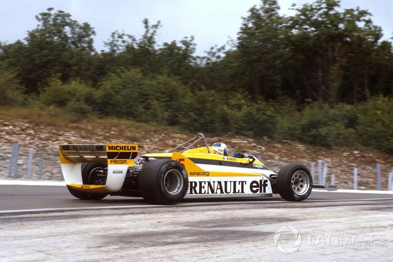Alain Prost, Renault RE30