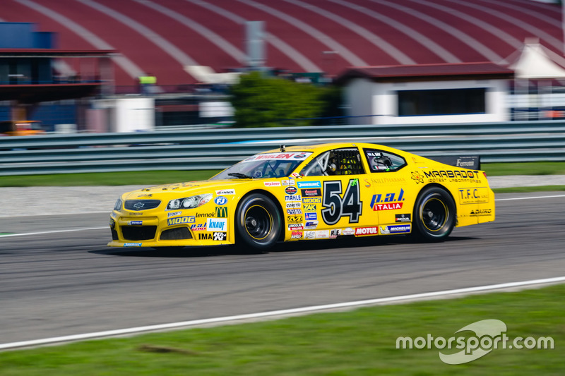NASCAR Euro (NWES): CAAL Racing, Chevrolet SS