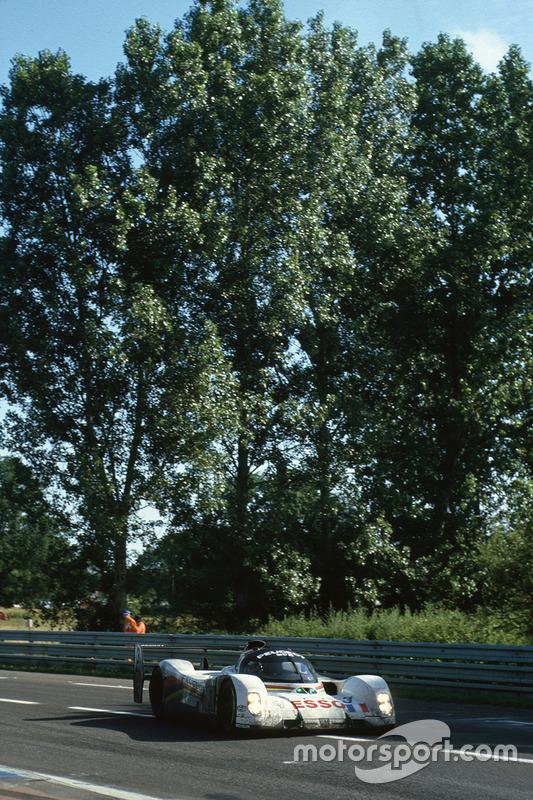 #3 Peugeot Sport Peugeot 905: Eric Helary, Christophe Bouchut, Geoff Brabham