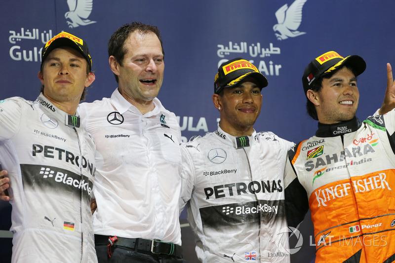 GP de Bahrein, 2014