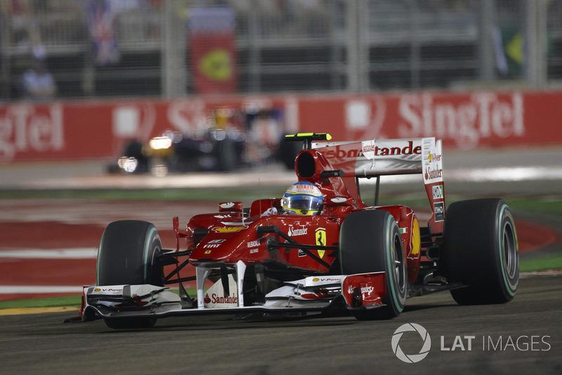 GP Singapura 2010