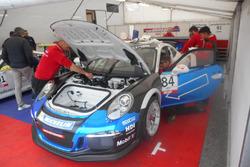 Porsche Carrera GT3 Cup di Federico Reggiani, Ghinzani Arco Motosport
