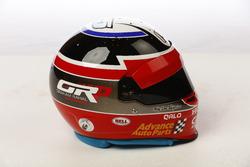 Helm von Graham Rahal, Rahal Letterman Lanigan Racing Honda