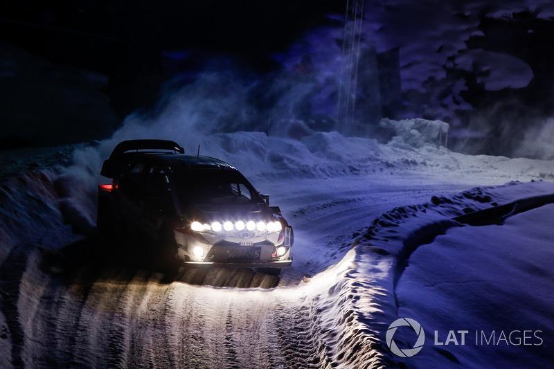 7. Ott Tanak, Martin Järveoja, Toyota Yaris WRC, Toyota Gazoo Racing