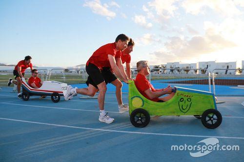 Audi Sport: неделя спорта