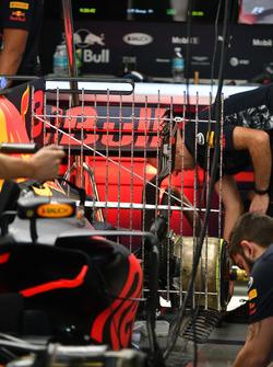 Red Bull Racing RB13: Sensoren