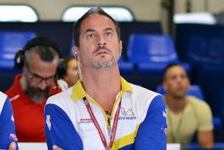 Piero Taramasso, responsable deux-roues chez Michelin Motorsport