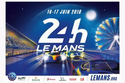 Poster Le Mans 24 Jam 2018