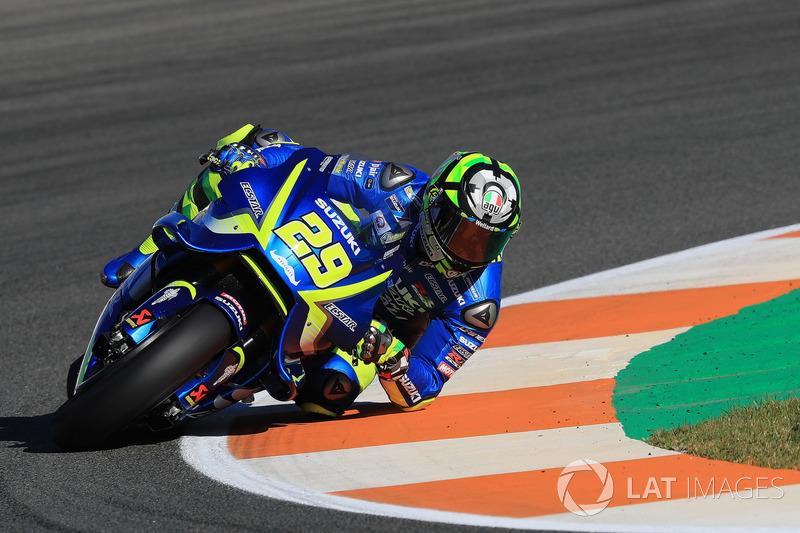 6. Andrea Iannone, Team Suzuki MotoGP