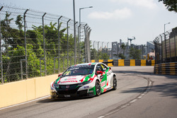 Естебан Герр'єрі, Honda Racing Team JAS, Honda Civic WTCC