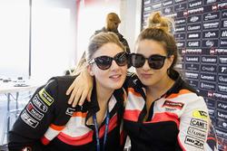 Martina Cuzari e Veronica Del Sole, Forward Racing Team