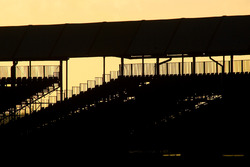 Dusk At Silverstone
