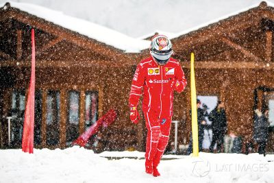 F1 Racing и Кими Райкконен