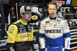 Ryan Blaney, Team Penske, Ford Fusion Menards/Libman, Brad Keselowski, Team Penske, Ford Fusion Rees