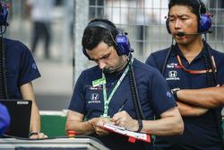 Інженери Toro Rosso Honda