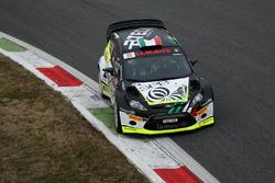 Dario Messori, Christian Lavazza, Ford Fiesta WRC
