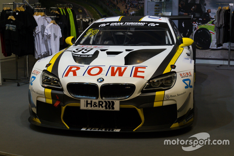 Rowe Racing BMW M6 GT3