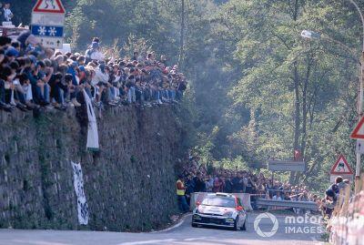 Rallye de San Remo, Italie