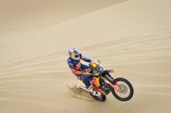 #1 Red Bull KTM Factory Team: Matthias Walkner