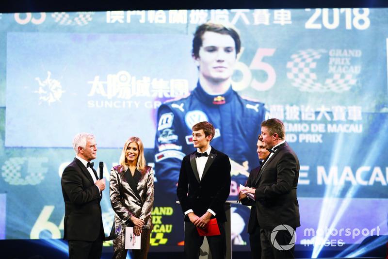 Pilote britannique de l'année (compétitions nationales et européennes) : Dan Ticktum