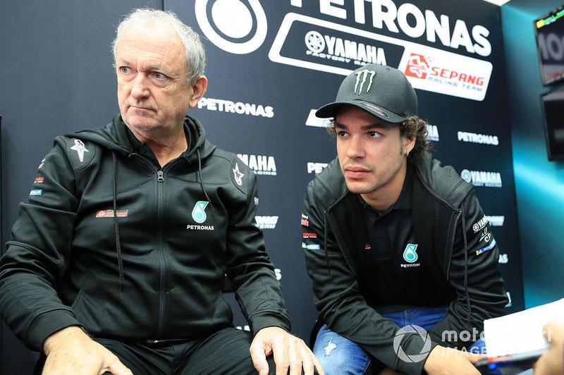 Рамон Форкада, Франко Морбіделлі, Petronas Yamaha SRT