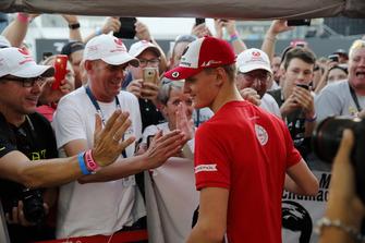 Il Campione Mick Schumacher, PREMA Theodore Racing Dallara F317 - Mercedes-Benz