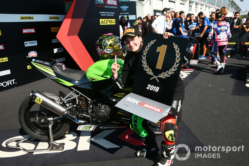 WorldSSP300: Ana Carrasco