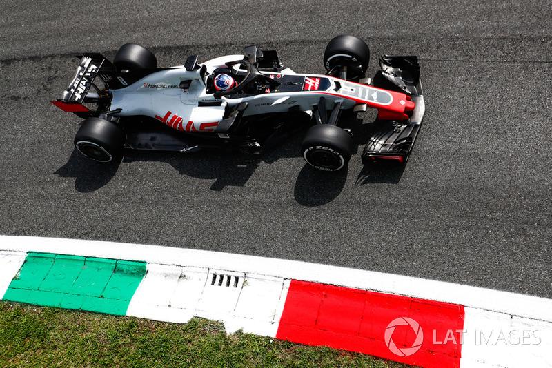 6. Romain Grosjean, Haas F1 Team VF-18