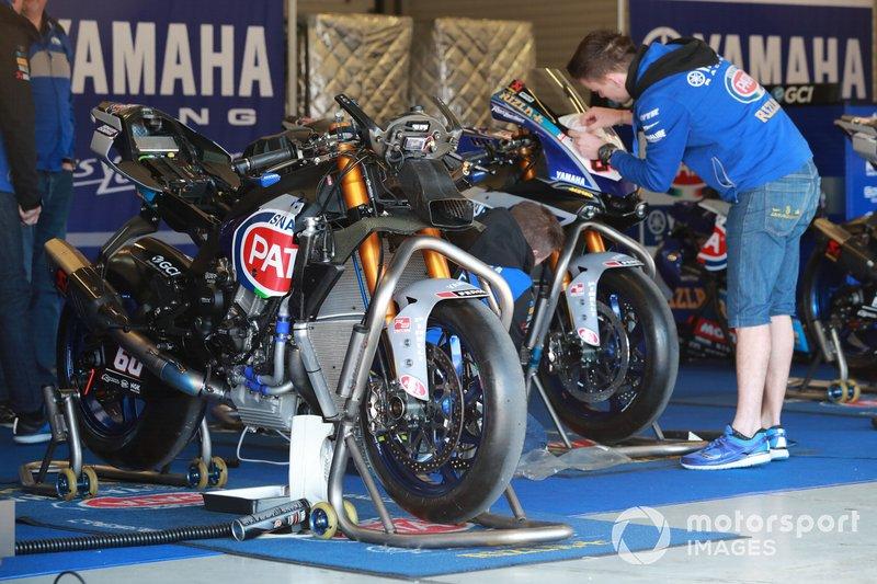 #60 Yamaha Pata: Michael Van Der Mark