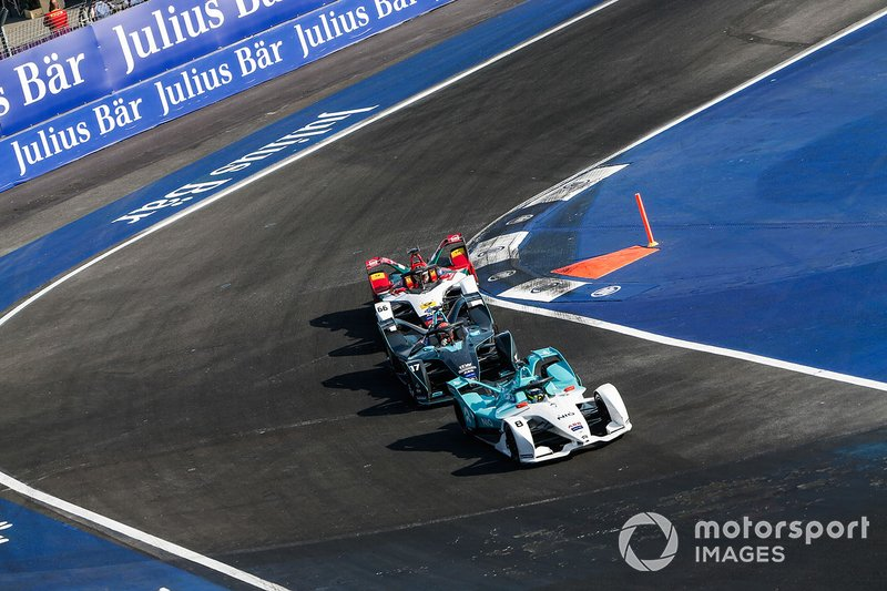 Tom Dillmann, NIO Formula E Team, NIO Sport 004 Gary Paffett, HWA Racelab, VFE-05, Daniel Abt, Audi Sport ABT Schaeffler, Audi e-tron FE05