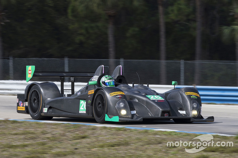 #26 BAR1 Motorsports, Oreca FLM09