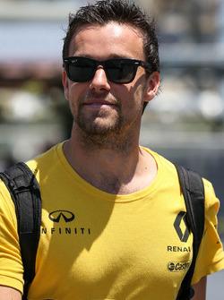 Джолион Палмер, Renault Sport F1