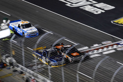 Chase Briscoe, Brad Keselowski Racing Ford Christopher Bell, Kyle Busch Motorsports Toyota