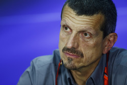 Guenther Steiner, Team Principal, Haas F1 Team, in the Team Principals' Press Conference