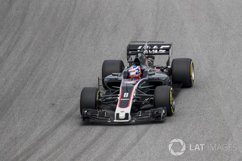 Гран При Малайзии: Пьер Гасли только дебютировал в Ф1, но уже успел навлечь на себя гнев Грожана своими маневрами