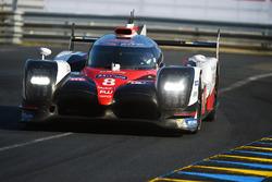 #8 Toyota Gazoo Racing Toyota TS050 Hybrid : Anthony Davidson, Sébastien Buemi, Kazuki Nakajima